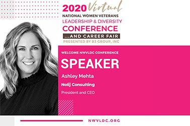 2020 Virtual National Women Veterans Leadership