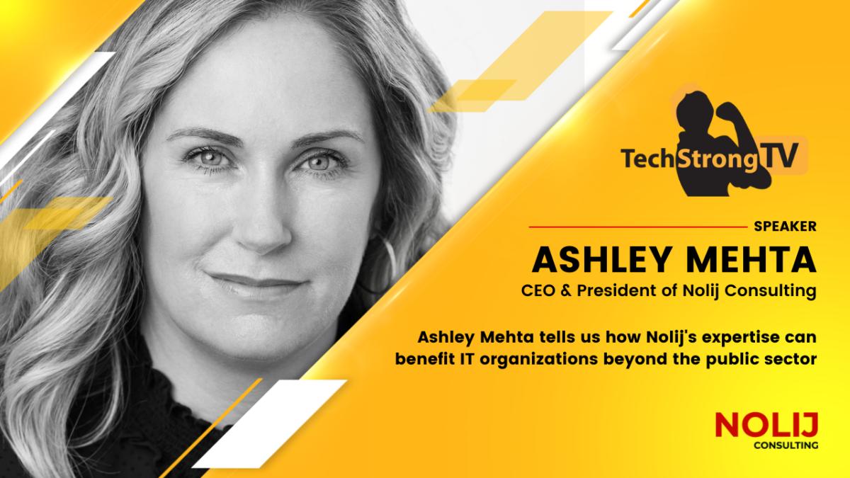 TechStrong TV - Speaker Ashley Mehta
