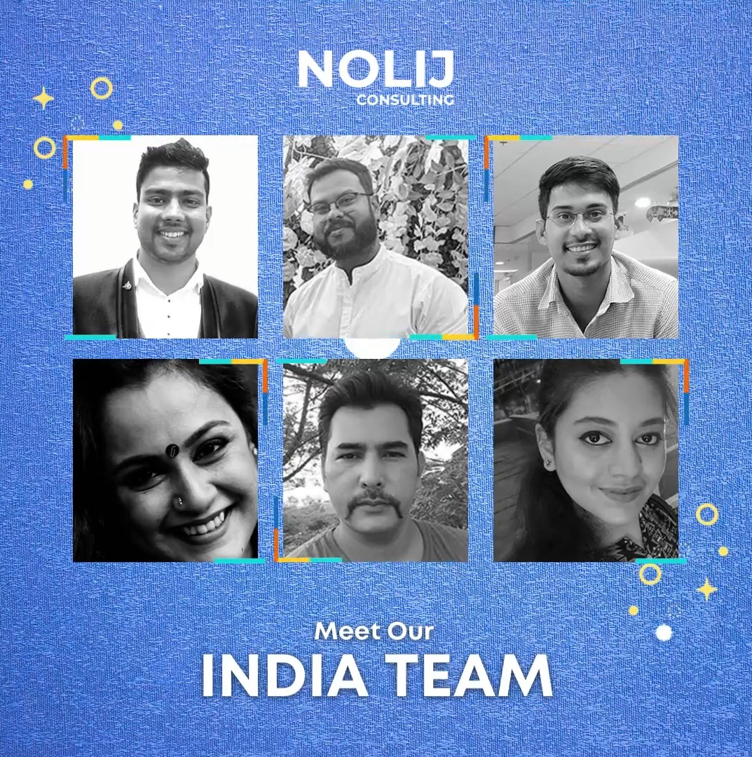 Nolij India Team